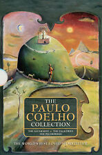 """The Paulo Coelho Collection: """"The Alchemist"""", """"The Pilgrimage"""", """"The Valkyries"""","""
