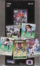 FLEER ULTRA 1991 NFL FOOTBALL SEALED BOX 36 PACKS POSSIBLE BRETT FARVE ROOKIE