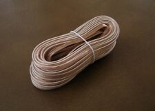 25Ft 18 AWG Gauge High Quality Home Car Audio Wire Speaker 2 Conductor Cable 25'
