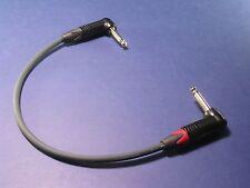 """12"""" Patch Cable ~ Evidence Audio Reveal Patch Neutrik ~ Authorized Dealer"""