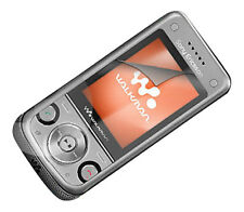 Martin Fields Screen Protector for Sony Ericsson W760i