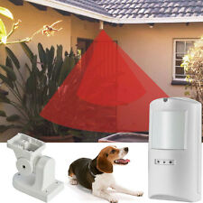 IP65 Wireless Outdoor Pet Immune PIR Motion Detector for KERUI Alarm System