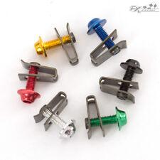Fairings Bolt Kit Fastener Nuts Screws fit Ninjia ZX14R ZZR1400 ZX6R ZX10R 30PCS
