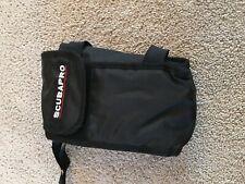 Scubapro accessory bag with velcro closure - excellent condition