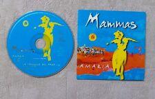 "CD AUDIO MUSIQUE/ MAMMAS PAR PHILIPPE EIDEL ""AMARIA"" 2T CDS 1997 CARDSLEEVE"