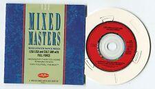 Lisa Lisa & Cult Jam 3-INCH-cd-single MAXI LENGTH DANCE MIXES © 1988 Electronic