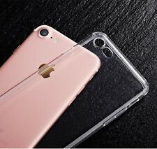 iPhone 7 Tasche Silikon Bumper Etui Clear Blitzversand