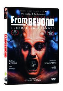 From Beyond - Terrore dall'ignoto - Rimasterizzato in HD (DVD)