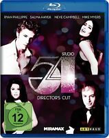 Studio 54 [Blu-ray][Director's Cut](NEU/OVP) Salma Hayek, Ryan Phillippe