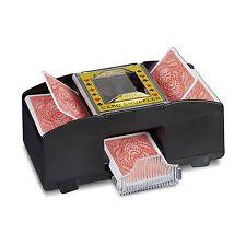 Relaxdays Nbsp – barajador de cartas Automático 2 Barajas Electrónico Func...