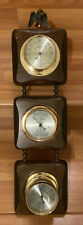 Vintage Springfield Instrument Company Barometer - Thermometer - Humidity Meter
