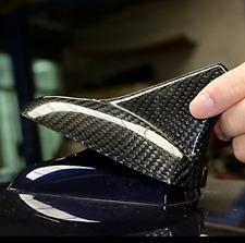 For 2013-2016 maserati Ghibli Quattroporte Carbon Fiber Decor Antenna Shark Fin