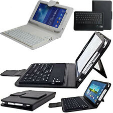 For Galaxy Tab 3 7 inch P3200 P3210 T210 Wireless Cover Keyboard Leather Case
