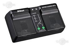 READ! Genuine Nikon MH-26 Dual Battery Charger EN-EL18a+b+c D6 D5 D4s D4 MB-D12