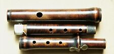 Antique wooden English Fife Flute in A
