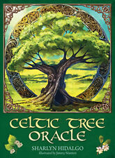 Celtic Tree Oracle NEW IN BOX Deck and Book Set Ogham Cards by US Games