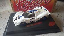 RACER SLOT IT RCR05 FERRARI 412P NART LEMANS 1967 NEW 1/32