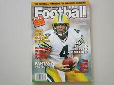 Ultimate Sports Pro Football magazine 10/8/1997 Brett Favre