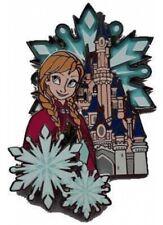Disneyland Paris - Frozen Celebration - Anna Pin