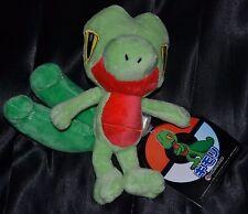 "7"" Treecko # 252 Pokemon Plush Dolls Toys Stuffed Animals Ruby & Saphire Starter"