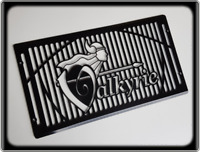 Radiator Grill for Honda Valkyrie 1500 F6 - 1997 to 2004 - Cooler Cover Guard