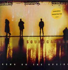 RARE SOUNDGARDEN DOWN ON THE UPSIDE CLEAR LP VINYL 1996 LTD EDITION UK PRESSING