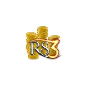 🌟Runescape 3 GOLD 🌟100 Million RS3 GP (CHEAPEST ON eBay)