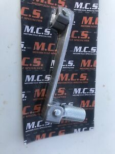 Suzuki Rm Series 100 125 250 370 400 465 Gear Lever New Reproduction Folding Tip