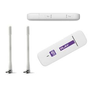 Huawei E3372 LTE Surfstick + 2 x Antenne bis 150 Mbit/s E3372s-153 Fritzbox komp