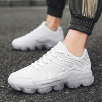 Fashion Men's Air Cushion Sneakers Breathable Casual Trail Walking Running Shoes