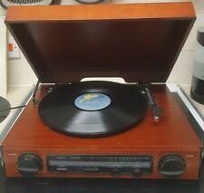 VINTAGE CROSLEY EL-1699 PORTABLE RECORD PLAYER