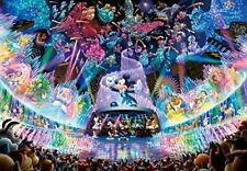 1000 Piece Jigsaw Puzzle Disney Water Dream Concert [Hologram Jigsaw]