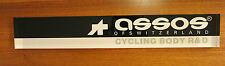 Assos Store Point Of Sale Display Sign - Perspex Block - For The Fan -