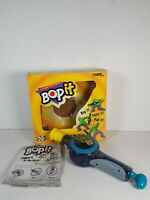 Bop it Bopit Handheld Electronic Game 2004 Tiger Games Hasbro Boxed Instructions