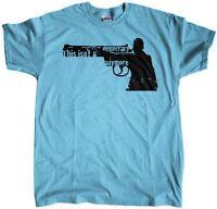 Men's Rick Grimes This Isn't A Democracy The Walking Dead Regular Fit T-Shirt