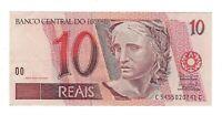 10 Reais Brasilien 2003 C295 / P.245Ag -  Brazil Banknote