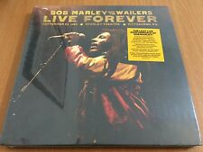 BOB MARLEY Live Forever Limited Deluxe Edition 3 LP + 2 CD BOX NEW SEALED EU