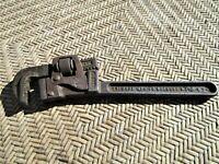 "Vintage TRIMO 10"" Trimont MFG Co  Roxbury Mass USA adjustable nut pipe wrench"