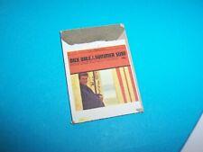 Vtg SkippeR Record DicK DaLe SummeR Surf CardBoard Dream RooM Barbie * 1960s