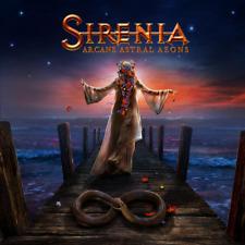 SIRENIA Arcane Astral Aeons DIGI CD +1 bonus track (2018) Symphonic/Gothic Metal