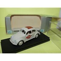 VW COCCINELLE 40ème Anniversaire 1962-2002 Blanc Gris RIO 1:43