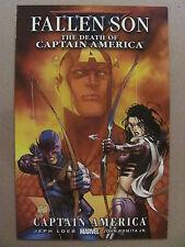 Fallen Son The Death of Captain America #3 Marvel 2007 Turner Variant 9.6 NM+