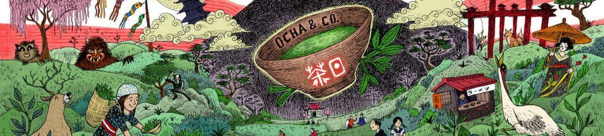 Ocha & Co. Japanese Green Teas