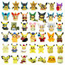 Pokemon Pikachu Mega Charizard X Y Lucario Audino Slowbro Plush Toy ETC Optional