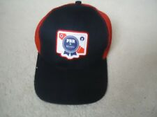 Pabst Blue Ribbon Beer PBR Music Baseball Hat Cap One Size Fits All