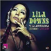Lila Downs - Lila Downs Y La Misteriosa En Paris Live a Fip [CD] vgc ++