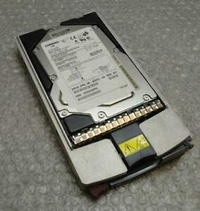 "18.2GB Compaq BF01863644 188014-002 15K 3.5"" Ultra3 SCSI 9P2006-022 FW:3B05 (3)"