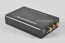 Mini XMOS PCM5102 32Bit 384K USB DAC TDA1308 Headphone Amplifier Sound Card