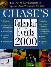 Chase's Calendar of Events Annual