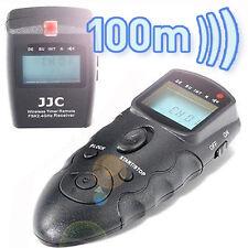 JJC 100m Funk Timer Fernauslöser HDR für Sigma DP1 DP2 DP3 Quattro Funkauslöser